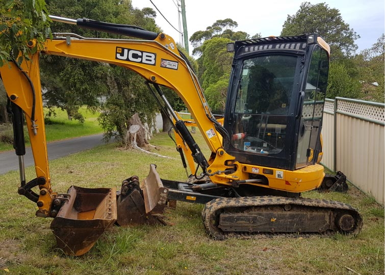 Call JSC for plumbing excavation & civil works across Wollongong